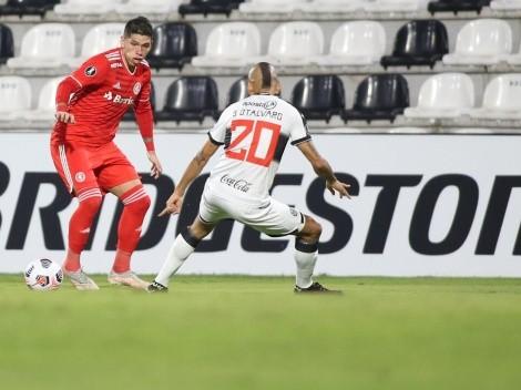 ¡Bombazo Monumental! Colo Colo pone su mirada en Carlos Palacios