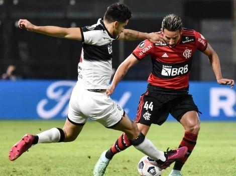 Flamengo busca las semis de Copa Libertadores ante Olimpia