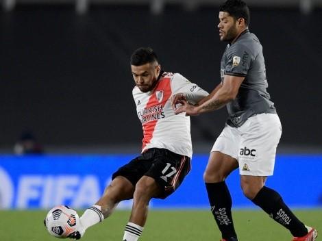 Atlético Mineiro de Vargas va en busca de las semis de Libertadores ante River de Díaz