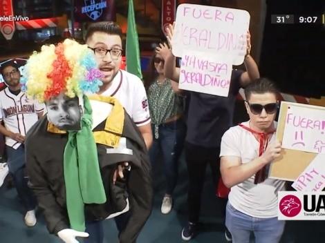 Chileno sufre cruel bullying de hinchas y televisión mexicana