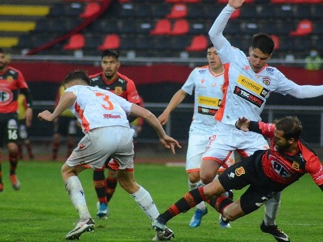 Cobreloa cae aplastado frente a Rangers y agudiza su crisis