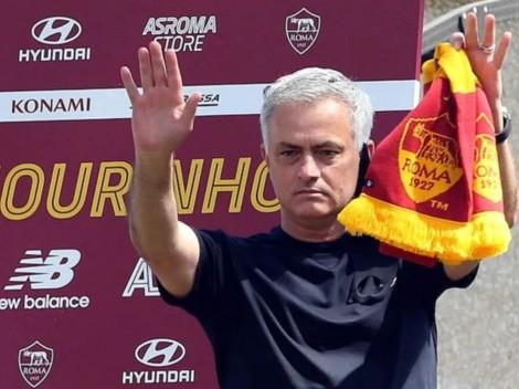 Roma cumple con Mourinho: ficha a campeón de Champions
