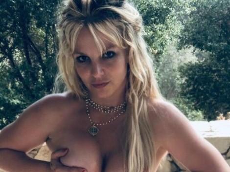 Britney Spears aclara publicación de fotos en topless en Instagram