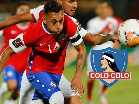 Colo Colo se mete en la pelea por Fabián Orellana
