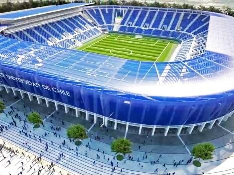 Nuevos dueños de la U fijan inversión y postergan el estadio