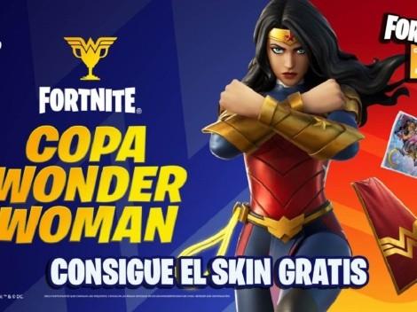 Comienza la copa para ganar a Wonder Woman en Fortnite