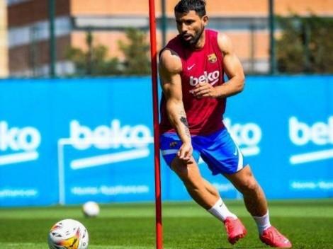 Kun Agüero agarra la 19 de Barcelona y la 10 sigue vacante