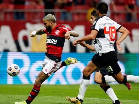 Sin el Huaso Isla: Flamengo avanza a semis de Libertadores