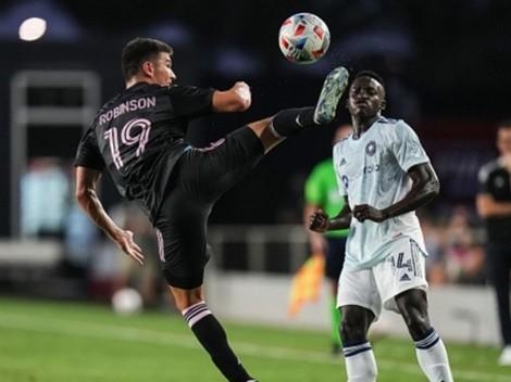 Chileno Robbie Robinson marca un golazo en la MLS