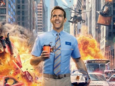 Free Guy   ¿Dónde se puede ver en cines y online la nueva película de Ryan Reynolds?