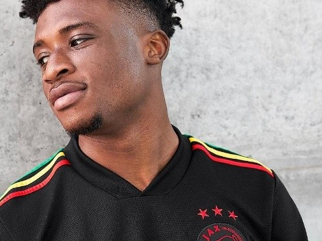 """Three little birds"": Ajax presenta camiseta inspirada en Bob Marley"