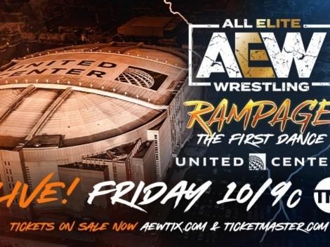 Horario: AEW Rampage: The First Dance | CM Punk podría debutar esta noche en AEW