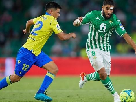 Con partidazo de Alarcón, el Cádiz le roba un empate al Betis