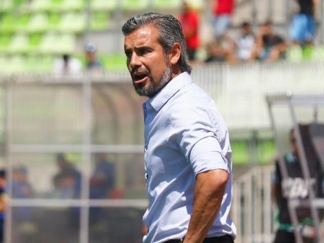Miguel Ramírez está feliz en O'Higgins pero sufre por Santiago Wanderers
