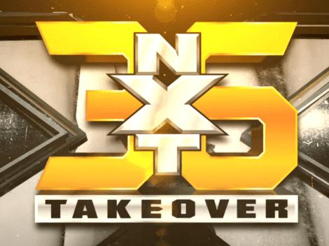 NXT TakeOver 36: Cartelera, horario y transmisión del evento de la WWE