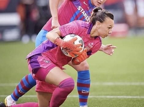 Lyon pierde final en EEUU con responsabilidad de Tiane Endler