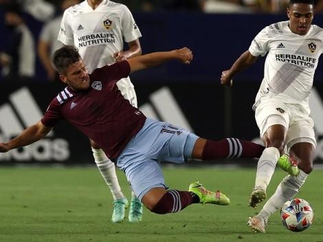 Golazo de Diego Rubio en la MLS... ¿a la selección?