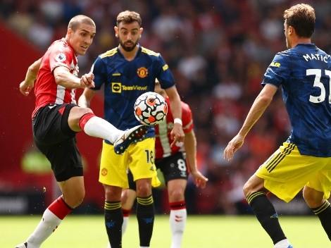 Greenwood salva: United se complica y empata ante Southampton