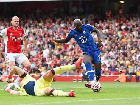 ¡Golazo! Lukaku regresa en gloria y majestad al Chelsea