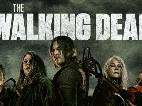 ¿Cuándo se estrena la 11ª temporada de The Walking Dead?