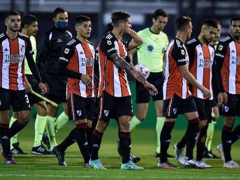 Paulo Díaz y River sufren en un triste empate ante Gimnasia