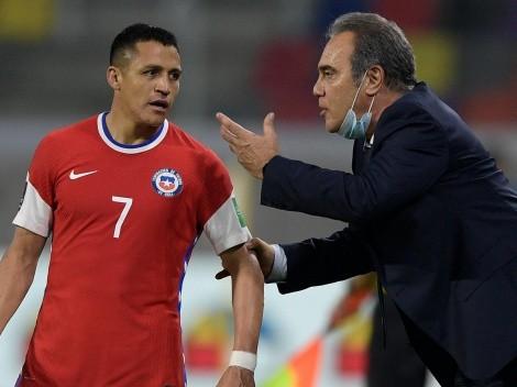 Lasarte zanja cualquier controversia con Inter por Alexis