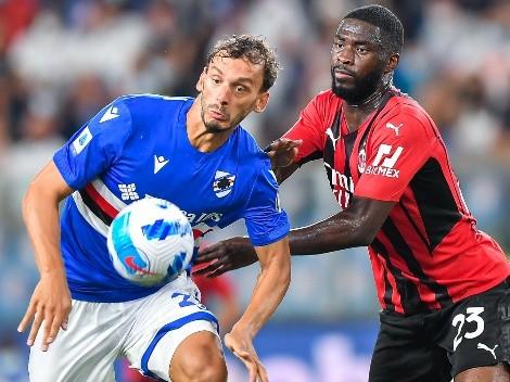 Con lo justo: Milán consigue sufrida victoria ante Sampdoria