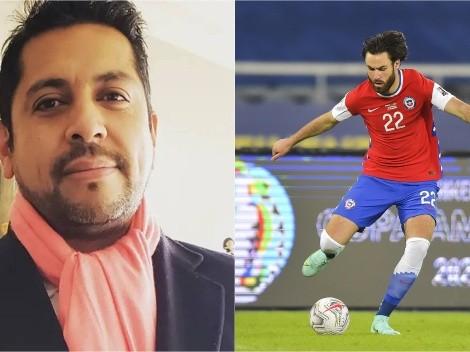 Rod Herrera nomina a la selección chilena en inglés: #TheRed