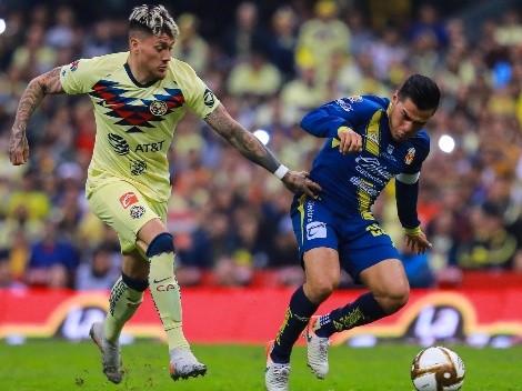Nico Castillo deja América y se alista para ir al Juventude