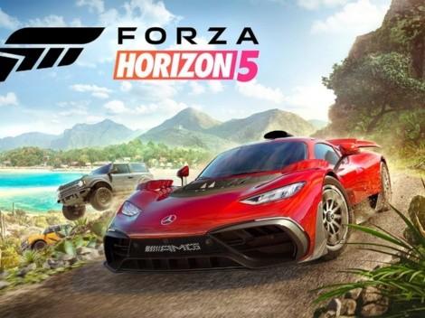 Forza Horizon 5 muestra su poderío con extenso gameplay