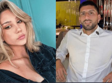 ¡Constanza Ríos y Guillermo Maripán  confirman su relación!