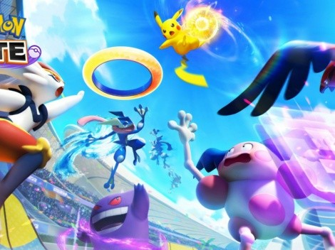 ¿Cómo jugar Pokémon UNITE en celular?