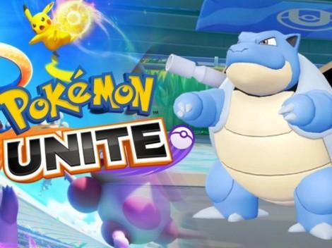 Blastoise tiene fecha de ingreso en Pokémon UNITE