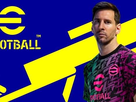 ¿Cuándo sale el FIFA 22 y eFootball PES 2022?