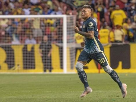 Ya lo esperan: Castillo parte a Brasil para firmar con el Juventude