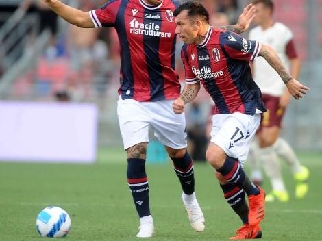 Bologna confía en retener a Gary Medel ante ofertas desde La Liga