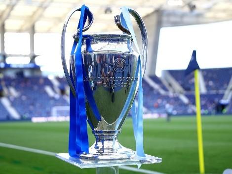 ¡De infarto! Así quedan los grupos de la Champions League