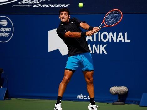 ¿Cuándo comienza el US Open y en qué fecha debutaría Garin?