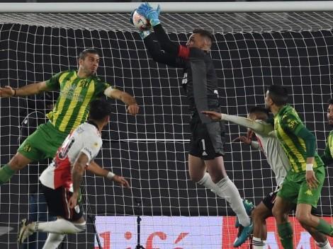 River vuelve al triunfo ante Aldosivi con Díaz como titular