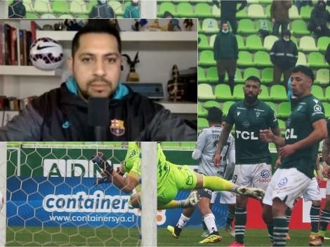 """Herrera: """"Yo creo que Wanderers está descendido"""""""