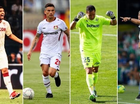 Bravo y Aránguiz comparten grupo en Europa League
