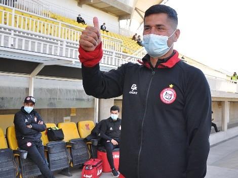 """Kike Acuña: """"Me puse 10 años para dirigir la selección"""""""
