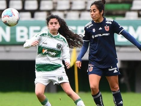 La U Femenina recibe a Temuco en el CDA