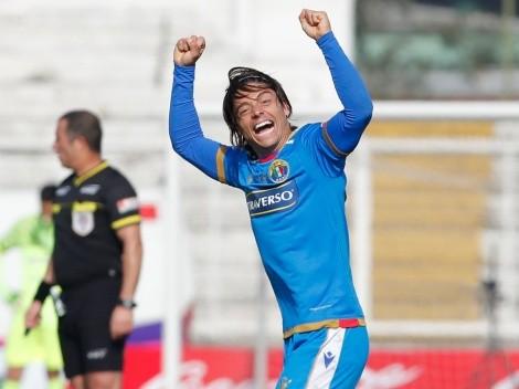 """Joaquín Montecinos: """"Vamos a pelear el campeonato"""""""
