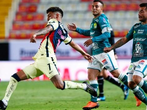 León vs América EN VIVO | Ver ONLINE y por TV la 7° fecha del torneo Guard1anes Apertura de la Liga MX