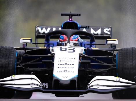 Verstappen en la Pole y Russell en el P2 arrancará el GP de Bélgica de la Formula 1