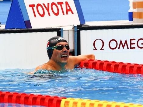 ¡Enorme! Segunda medalla de Abarza en Tokio 2020