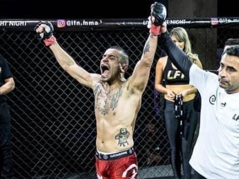 Alfredo Muaiad obtiene su revancha y es campeón de peso mosca