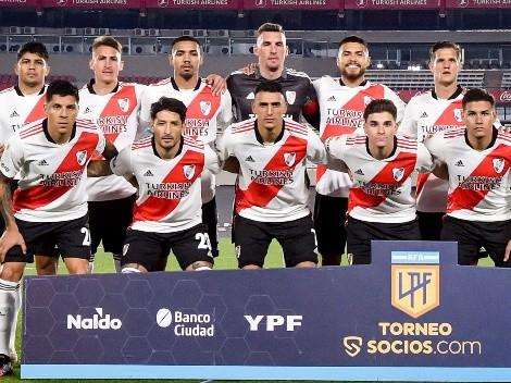 River y Sarmiento se miden por la 9° fecha de la Liga Profesional