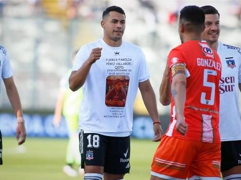 El hermoso y gran gesto de Iván Morales con la familia de un hincha de Colo Colo